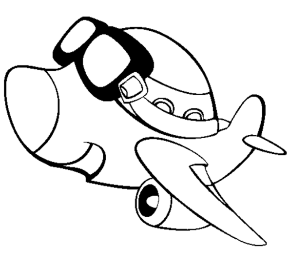 Index Of Images Aviao Para Colorir 2