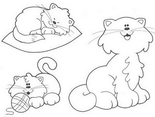 Index Of Images Gato Para Colorir