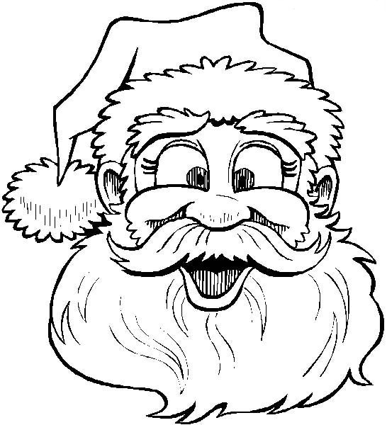 Index Of Images Papai Noel Para Colorir